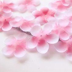 pétalos de sakura emulational decoración de la mesa (juego de 100 pétalos) – EUR € 1.14