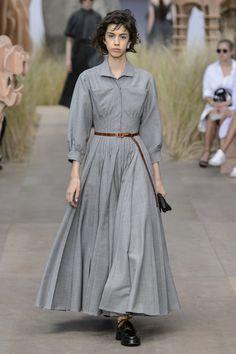 Путешествие в историю: Christian Dior Haute Couture, осень-зима 2017 | Энциклопедия моды