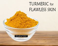 Excellent DIY Turmeric Skincare Recipes for flawless Skin