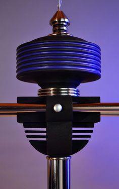 Teslagraff #4 Center Piece www.donovandesign.com