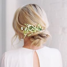 Wedding hairstyles for long hair | fabmood.com #hairstyles