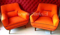 Sillon Gondola : muebles antiguos, muebles vintage , muebles retro, normando : muebles retro, muebles vintage, muebles antiguos,normando, poltronas, sillones, sofa, lamparas, cuadros pin up, kitsch, chic, telas retro, restaurar, retapizar, reciclar, arriendo de muebles, veladore PITUKA.CL :