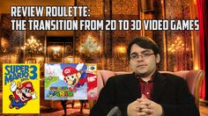 awesome Critique Roulette: The Transition from 2nd to 3D in Online video Online games Check more at http://videogamesspace.com/critique-roulette-the-transition-from-2nd-to-3d-in-online-video-online-games/