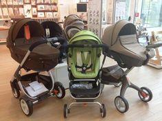 Stokke stroller family