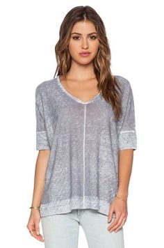 525 America | Linen Spray Dye Pullover #525america #pullover