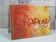 Tinkerin In Ink with Tanya: Stamp Review Crew: Paisleys and Posies Edition