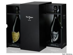 don perignon - Champagne Box, Champagne Drinks, Vintage Champagne, Bubbly Bar, Olive Oil Packaging, Food Packaging Design, Bottle Packaging, Product Packaging, Don Perignon