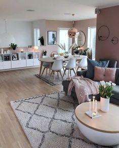 43 Grey Small Living Room Apartment Designs to Look Amazing #apartmentdecorating #smallivingroom #apartmentdesigns ~ vidur.net