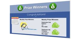 Home Page Pays September Winners Visit Home Page Pays Now And Win Some Free Cash  http://topearner.homepagepays.com