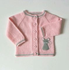 Baby's Cardie /mouse
