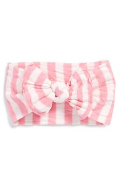 Baby Bling Stripe Headband (Baby Girls) available at #Nordstrom