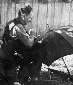 L'ombrellaro e gli antichi mestieri del Salento | Vizionario