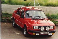 Urban's 1985 Skoda 130 Garages, Buses, Vintage Cars, Old School, Automobile, Motorcycles, Trucks, Urban, Vehicles