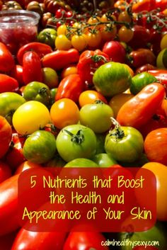 Vegetables that boost your health