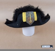 Hat m/1854-59 for Generals.