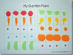 Keep in mind for children's gardening project at the library