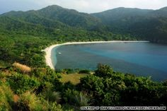 Palaui Island, Cagayan Valley - This isolated island is a natural secret -- only the brave and persevering bother to visit.    Glorious white sands surrounded by volcanic rocks on one side kiss blue-green waters on the other. Snorkeling and diving brings you face to face with coral gardens and a rich marine reserve. Sleep with stars: With no resorts or hotels, Palaui has only one real option -- camping under the stars. Otherwise, visitors are left to explore homestay options.