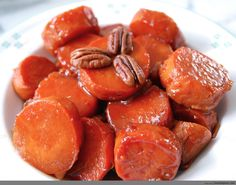 MISS ROBBIE'S CANDIED YAMS RECIPE FROM SWEETIE PIES. STL