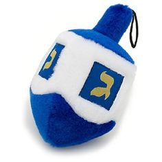 Bought @Overstock.com - The most popular hanukah toy has a voice box that sings the dreidel song. This is a holiday toy that will make your pups holiday more like a HOWLiday.https://www.overstock.com/Pet-Supplies/Dreidel-Hanukkah-Toy-with-VoiceBox-sings-Dreidel-Song/7356142/product.html?CID=214117 $9.99