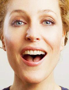 Gillian Anderson - Actress