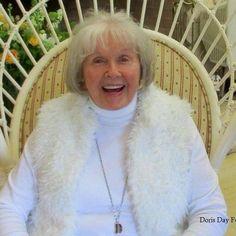 Doris on her Birthday 3rd April 2016
