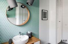 〚 Polish home with a summer vibe 〛 ◾ Photos ◾Ideas◾ Design Home Depot Bathroom Vanity, Diy Bathroom Decor, Bathroom Renovations, Bathroom Interior, Mirror Bathroom, Dark Wood Bathroom, Bathroom Colors Gray, Bathroom Green, Bathing