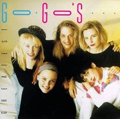 Greatest, by The Go-Go's