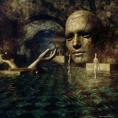 Digital art by Shane Gallagher - http://ego-alterego.com