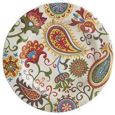 Blue Pottery, Pottery Art, Pottery Painting, Ceramic Painting, Decoupage, Persian Pattern, Melamine Dinnerware, Mandala Tattoo Design, Tile Projects