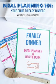 Meal Planning 101 W