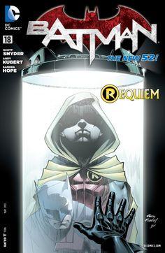 Batman #18 #Batman #New52 #DC
