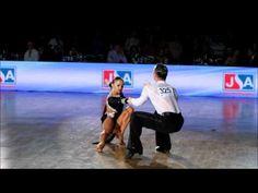 Russian Open Championships 2012 - World Open LAT - H.dance Rumba - Andrey Zaytsev & Anna Kuzminskaya