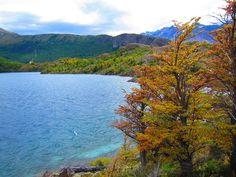 Laguna Azul - El Chalten - Argentina