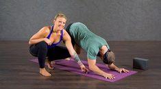 online hatha yoga class