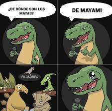 Resultado de imagen para memes dinosaurio filosofo