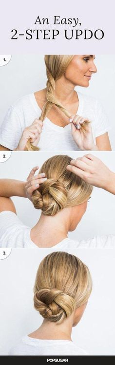 wedding hairstyles step by step Easy Hair Hacks Youll Be Happy You Learned This Summer 28 Easy Hairstyles Step by Step Easy Hairstyles Step by Step DIY Medium Hair Styles, Long Hair Styles, Hair Styles For Long Hair For School, Easy Hairstyles For Medium Hair For School, Updo Styles, Short Styles, Christmas Hairstyles, Beach Holiday Hairstyles, Easy Beach Hairstyles