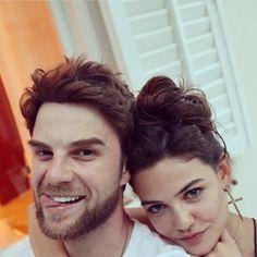 nate & danielle❤️ love their friendship! #kolvina #tocast