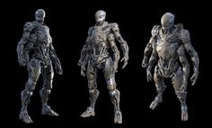 Zaghrat 04 3D Breakdowns by HoOman HoOman is a 3D Character Artist from Iran. In this post you will