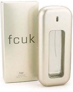 FCUK Perfume for Her. LOVE this scent. It's not to girly and it screams sexiness. Definatly give it a try.