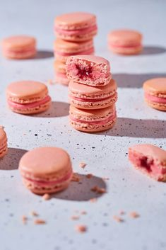 Macarons, Doughnut, Protein, Cheesecake, Sweets, Cookies, Baking, Desserts, Recipes