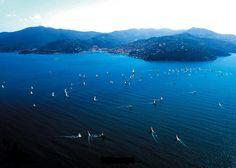 A wonderful sea in front of Porto S. Stefano, picture by Andrea de Maria, Costa d'Argento, Maremma, Tuscany, Italy