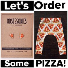Let's order some pizza!  #pepperonipizza #pepperoni #pizza #pizzaslice #sliceofpizza #junkfood #foodie #nom #handmade #earrings #studearrings #studs #jewelry #etsy #obsessoriesla #baby #babyclothes #babyfashion #babystyle #babyshower #toddlerfashion #toddlerstyle #toddlerswag #kids #kidsclothes #kidsclothing #kidsfashion #kidsstyle #kidswear Regram from @gumdroplollipopbabyshop