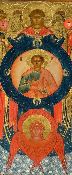 ICONS AND THEIR INTERPRETATION | Information for the objective student of Russian, Greek, and Balkan icons