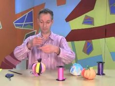 Make a paper lantern! An easy craft for kids by World Book