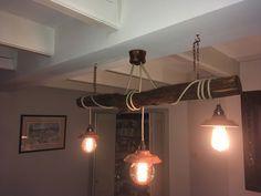 Les lampes en bois tourné par ACHILLE CREATIONS Ceiling, Decor, Track Lighting, Pendant Light, Home Decor, Ceiling Lights