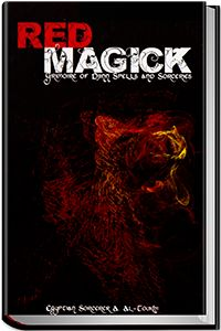 Red Magick. Grimoire of Djinn Spells and Sorceries