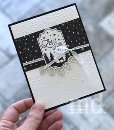 Merry Little Labels – Stamping Together At Monika's
