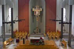 wnętrze kościoła św. Jacka oo. Dominikanów w Rzeszowie  #dominikanie #jacek #kościół #modlitwa #świątynia #Rzeszów #op