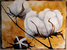 Cotton Bolls | Artsicle