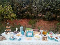Mesa dulce cumpleaños Miss Moussie